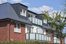 Haus Op de Geest - neue Ferienwohnungen Duhnen