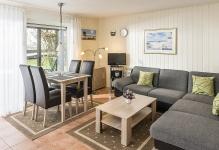 Ferienhaus in Duhnen mit großem Wohnbereich