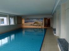 Terrassenhaus - komplett modernisiertes Schwimmbad